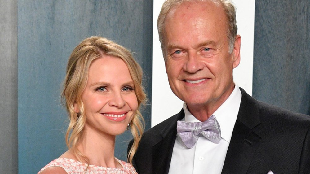Kelsey Grammer's wife is young enough to be his daughter